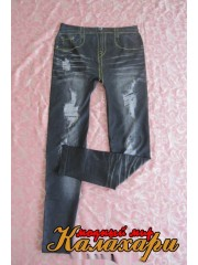 "Леггинсы ""Destoryed Jeans"""