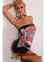 "Мини платье ""Sexy Bandeau"""