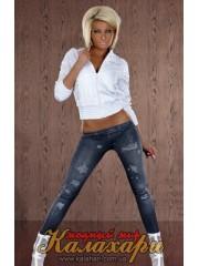 "Леггинсы ""Pants Jeans Look"""